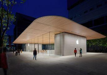 Apple Xinyi A13 di Taipei Segera Resmi Dibuka Pada 15 Juni 2019