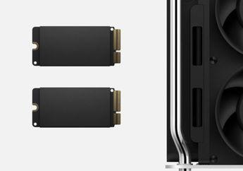 Jumlah Pin Konektor SSD pada Mac Pro 2019 Indikasikan Tipe Baru