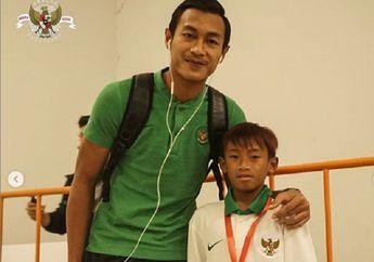 Viral! Kisah Bayu, Penjual Kripik asal Bandung yang Bercita-cita Sebagai Pemain Timnas Indonesia