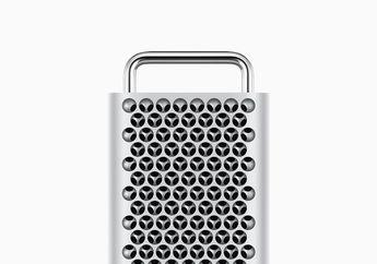 Desain Lubang Udara di Mac Pro 2019 Terinspirasi dari PowerMac G4 Cube