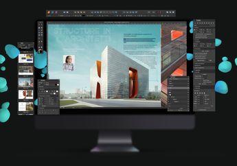 Affinity Publisher, Aplikasi Pengolah Gambar dan Vektor dengan StudioLink