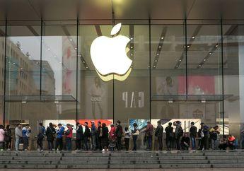 Apple Store Larang Pengunjung Mencoba Produknya Demi Cegah Coronavirus