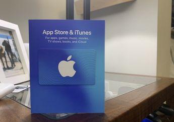 Appe Peringatkan Konsumen Apple Gift Card Tidak Dapat Membayar Pajak