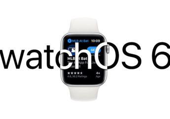 Apple Lakukan Uji Coba watchOS 6 pada Anggota AppleSeed Terpilih