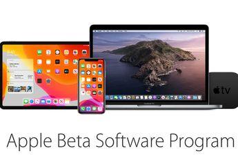 Update Public Beta 1 Rilis untuk iOS 13, iPadOS dan macOS Catalina