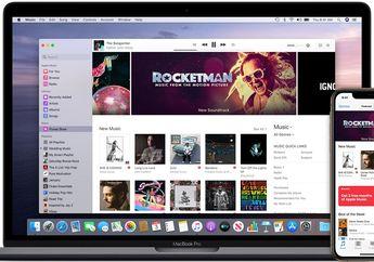Awas, macOS Catalina Beta Hanya Mendukung Sebuah iTunes Library!