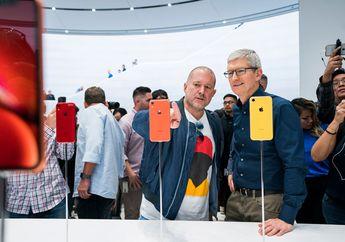 Jony Ive Resmi Berhenti Kerja di Apple Mulai Hari Ini