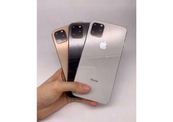Gambar CAD Bocorkan Desain iPhone Tahun 2019 Masih Gunakan Lightning