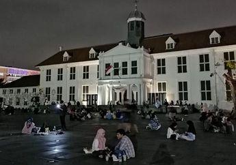Bingung Tujuan Liburan di Jakarta, Coba Yuk Berkunjung ke Kota Tua Saat Malam Hari. Dijamin Bikin Ketagihan!