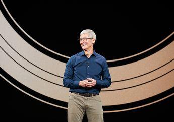 Cegah Coronavirus, Tim Cook Izinkan Pegawai Apple Bekerja Dari Rumah