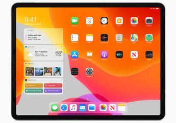 Dow Jones: iPadOS Adalah Sistem Operasi yang Selama ini Ditunggu
