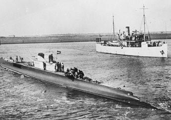 Bangkai Kapal Selam Peninggalan Perang Dunia II Hilang Secara Misterius