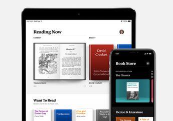 Beberapa Koleksi Apple Books Kini Bisa Didapat Secara Gratis