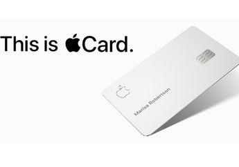 Survei Menyebutkan Minat Terhadap Apple Card Sangat Tinggi