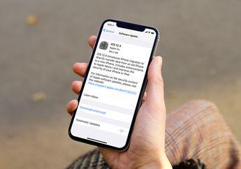 Lama Dinanti, iOS 12.4 Kini Sudah Tersedia untuk iPhone dan iPad