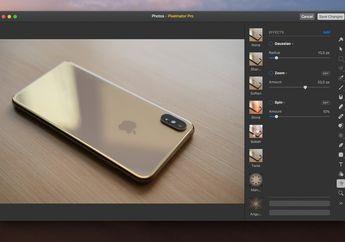 Update Pixelmator Pro 1.4 Akhirnya Mendukung Photos Extension