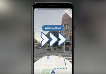 Apple Ajukan Paten Navigasi Rute Berkendara dengan Tampilan AR