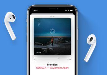Pengguna iOS 13.5.1 Keluhkan Apple Music Bikin Baterai Lebih Boros