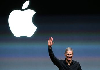 Rekor Baru! Apple Rilis Laporan Keuangan Q1 2020, Pendapatan $91.8 Miliar