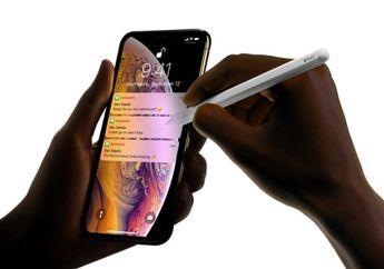 Analis Prediksi Apple Pencil Dapat Digunakan untuk iPhone 2019