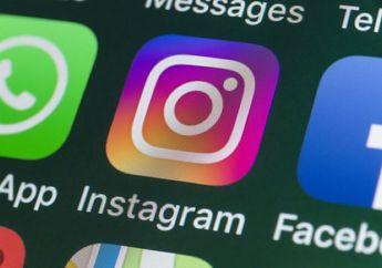 Facebook Berencana Tunjukkan Kepemilikan pada Instagram dan WhatsApp