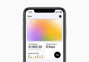 Apple Card Mulai Rilis untuk Pengguna Tahap Awal di Amerika Serikat