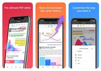 Dari Mode Premium, PDF Expert by Readdle Beralih ke Sistem Langganan