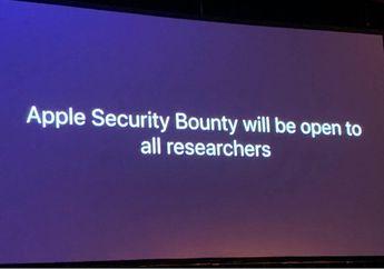 Apple Naikkan Hadiah Bug Bounty Program di iOS Hingga Rp 14,2 Miliar