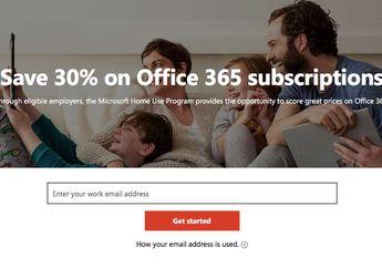Microsoft Hapus Layanan Beli Lisensi Office untuk Home Use Program