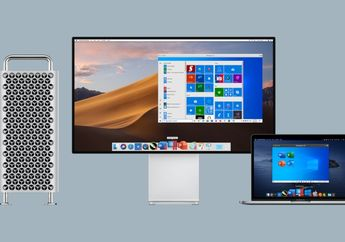 Update Parallels Desktop 15 Mampu Gunakan Apple Pencil di Windows