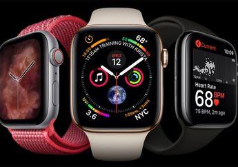 (Rumor ) Apple Watch 5 Gunakan Layar OLED dari Japan Display