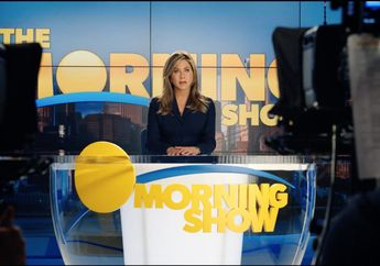 (Video) Trailer Perdana 'The Morning Show' untuk Apple TV+ Resmi Rilis