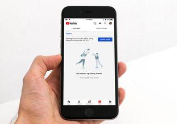 YouTube Segera Hapus Fitur Kirim Pesan Antar Pengguna, Sepi Peminat?