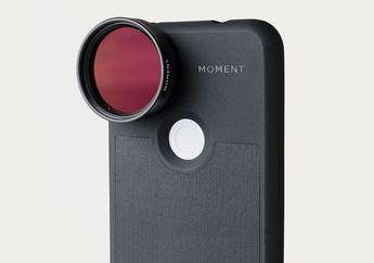 Moment Rilis Cine Lens Filter untuk Videografer dengan iPhone