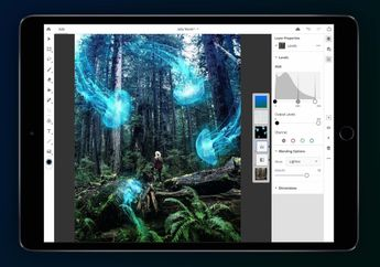 Segera Rilis, Adobe Photoshop untuk iPad Sudah Masuk Tahap Beta