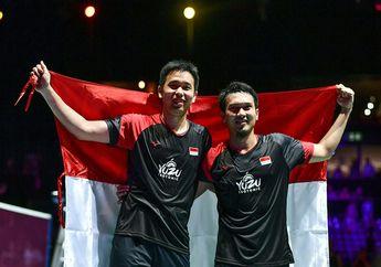Link Live Streaming China Open 2019 - Mohammad Ahsan/Hendra Setiawan Tantang Wakil Jepang di Partai Penutup Malam Ini!