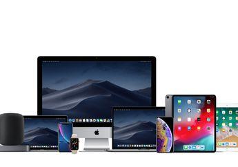 Apple Rilis iOS 12.4.1 untuk Tutup Jailbreak dan Mojave 10.14.6 Supplemental Update