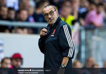 Live Streaming Napoli Vs Juventus - Laga Reuni Higuain dan Sarri!