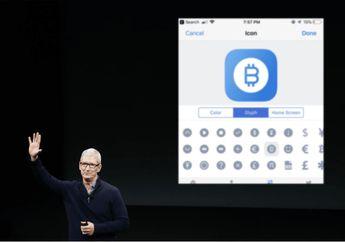 Apple Tertarik Pada Cryptocurrency Sebagai Proyek Jangka Panjang