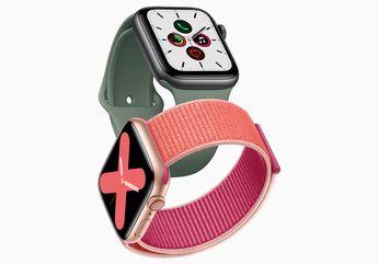 Apple Watch Series 5 Bawa Fitur Always-On Retina Display dan Compass