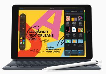 Apple Rilis iPad Generasi 7: Layar 10,2 Inci dan Mendukung Smart Keyboard