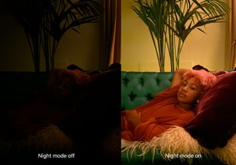 Foto Pertama dengan Night Mode iPhone 11 Dibagikan di Twitter