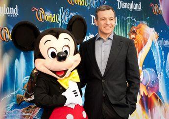 CEO Disney Bob Iger Mundur Dari Dewan Direksi Apple