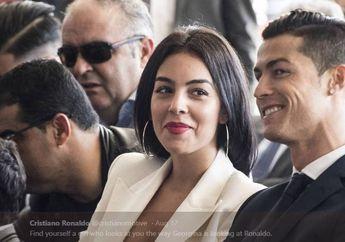 Rencana Pernikahan Cristiano Ronaldo dan Georgina Rodriguez Masih Abu-Abu