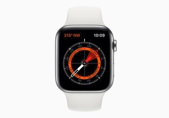 (Video) Unboxing  Apple Watch Generasi 5 Dengan Always on Display