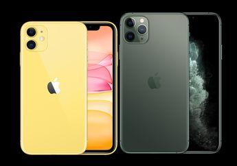 iPhone 11, iPhone 11 Pro dan iPhone 11 Pro Max Gunakan Modem Intel