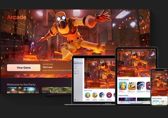 Apple Rilis Video Panduan Mengisi Liburan Dengan Bermain Apple Arcade