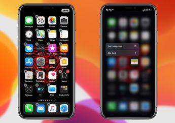 Cara Hapus dan Atur Aplikasi di Home Screen iOS 13 dan iPadOS