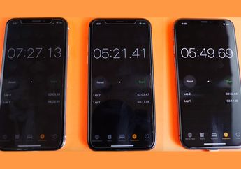 (Video) iPhone XS Mampu Buka Aplikasi Lebih Cepat dari iPhone 11 Pro
