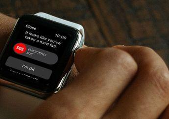 Apple Watch Selamatkan Kakek 92 Tahun yang Jatuh dari Tangga